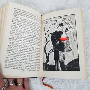1951 Eastern Love Stories + Arabian Nights book